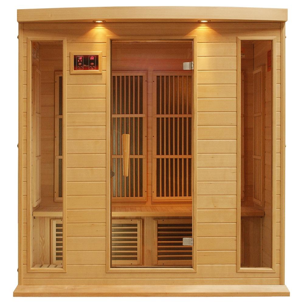 Forniture Di Terapia Sauna Secca E Portatile A Infrarossi Sauna ...