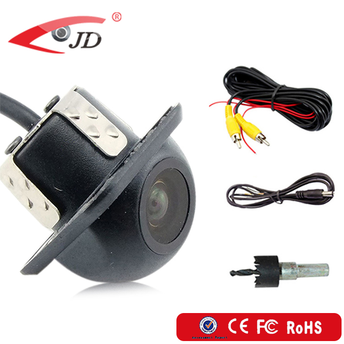 car reversing aid night Vision 360 degree camera for rearview with parking line