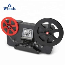 "WINAIT 5 ""& 3"" Reel 8mm Roll film & Super8 scanner de filme de Rolo, filme para conversor digital"