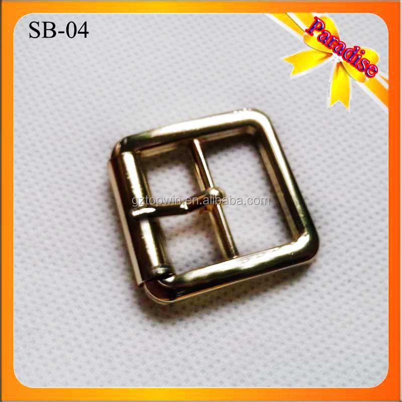Sb04 Custom Antique Brass Small Shoe Pin Buckles 2.5cm 1 Inch ...