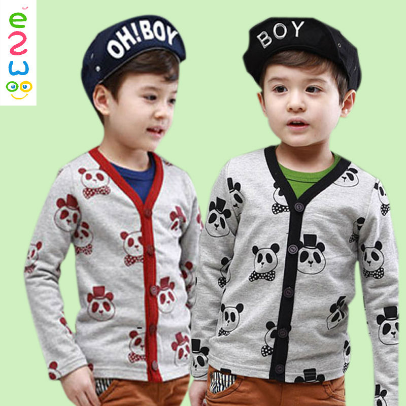 China Online Shopping Jungen Kinder Strickjacke Strickjacken