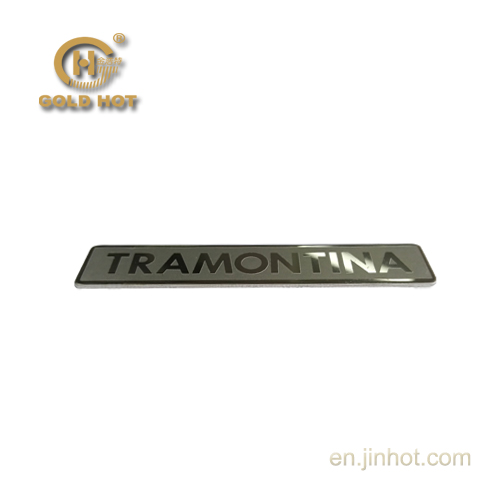 plate Type and <strong>Art</strong> & Collectible Use metal brand logo made of stainless steel