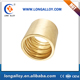 ISO certificate casting brass bushing bronze bearing bush thread bush