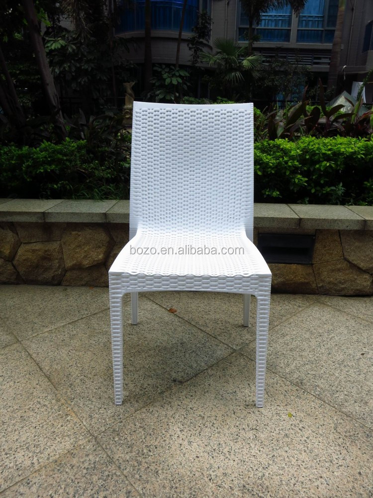 Plastic Resin Patio Furniture: White Resin Patio Chairs Photo