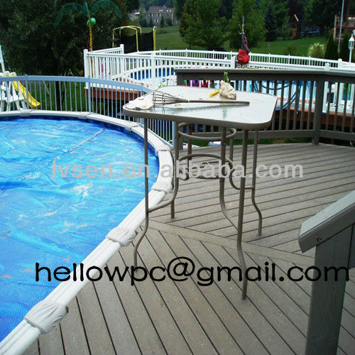 Leisure Centres Elegant nature WPC Deck