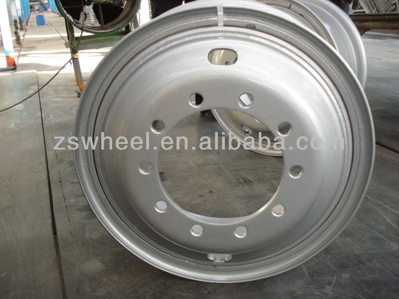wide truck wheel 8.5-24 steel wheel