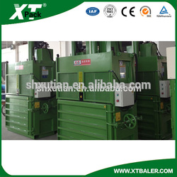 Automatic Corrugated Carton Compress Baler Machine