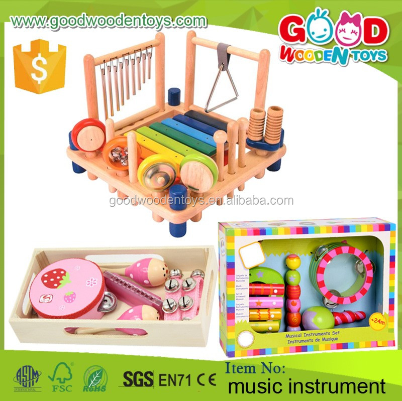 Wooden Musical Toys : New design kids musical toy set educational wooden