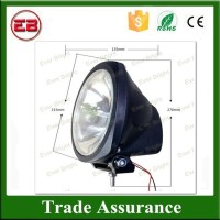 CE,ROHS High Quality Reasonable Price 8'' 35W/55W 12V/9~16V Offroad Drive Light Slim Ballast Spotlight HID Work Light