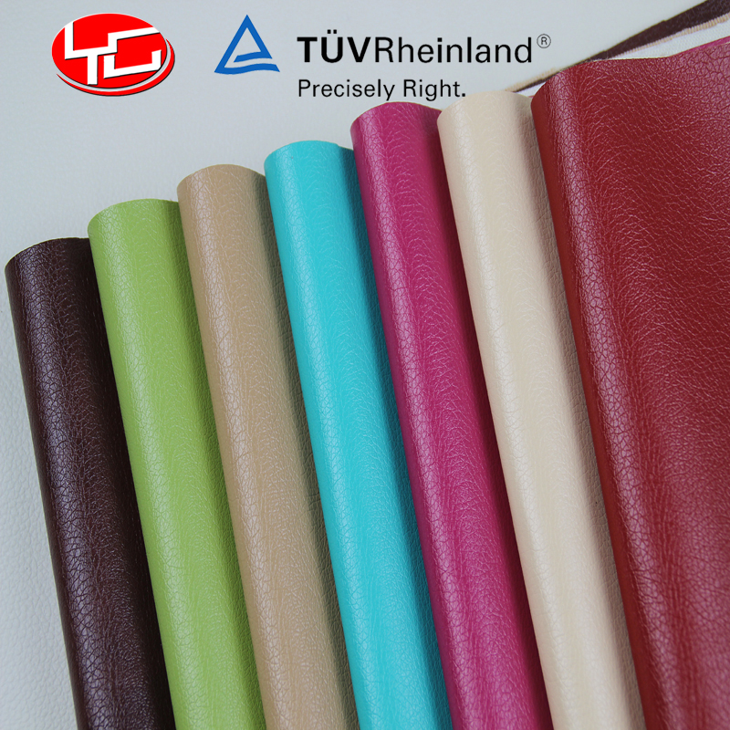 Free Sample 100% Modern style sofa material leather for sofa chair car seat