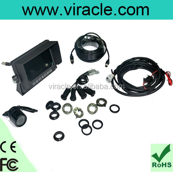 rearview mirror bus/ truck parking camera system (vp-290)