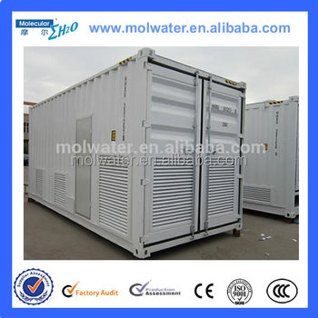 Outdoor Mobile Water Treatment Plant,Cheap Water Filters