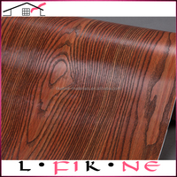 thicker pvc solid vinyl wood texture wallpaper wall covering