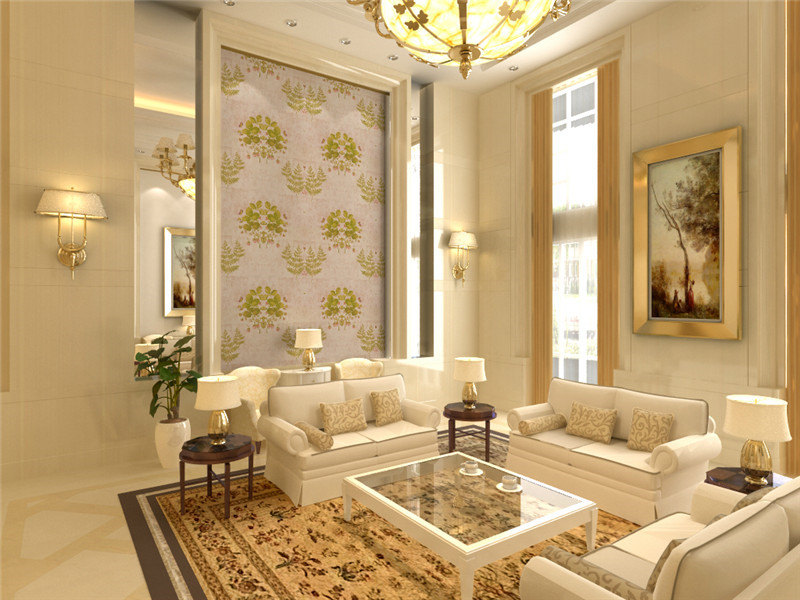 Design Wallpaper Home/hotel Wallpaper Rolls Price Non-woven Bedroom ...