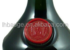 Plastic Engraving Wax Seal Wine Tags,Bottle Seal Ribbon Tag,Abs ...