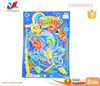 Baby Interesting Toys Play Set Poles/Plastic Swimming Fish Toys Kids Fishing Rod