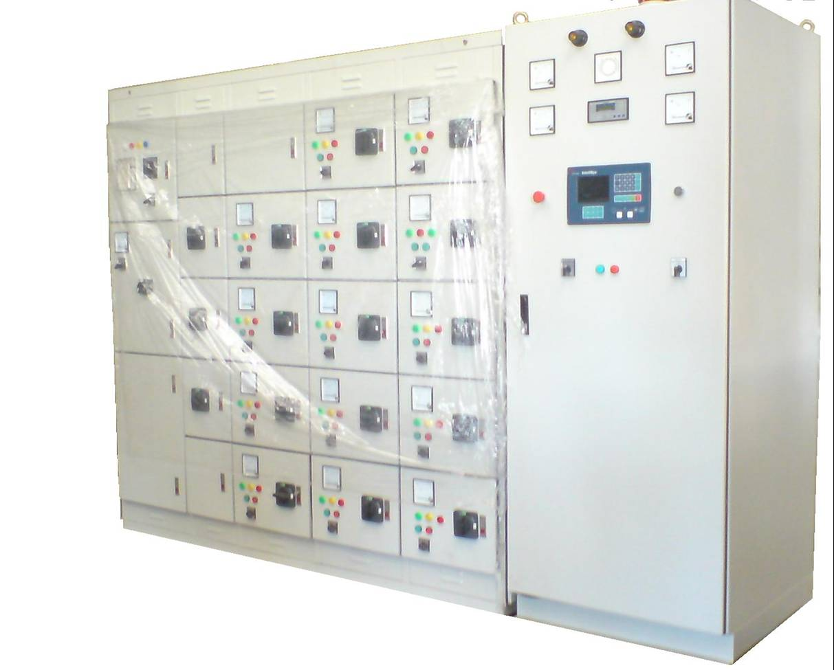 Switchboard-mcc Starter And Generator Control Panel - Buy ...