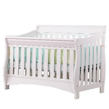 High Quality Wood Baby Beds Design Environmental Protection Lift
