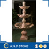 High quality fountain brown marble for sale
