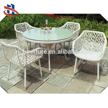 Set Da Giardino Tavolo E Sedie.Giardino Set Di Tavolo E Sedie Per Portico Bronzo Sedia Da Pranzo In