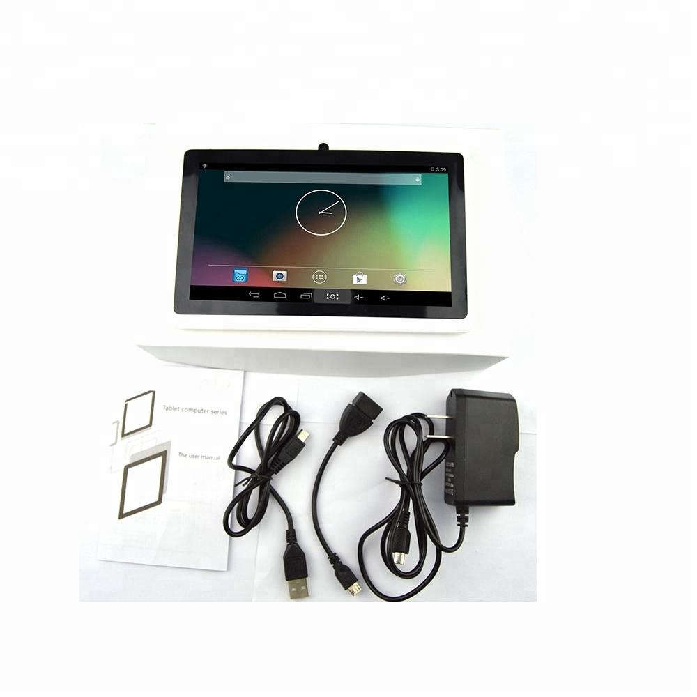 Veidoo Cheap Price 1GB+16GB Quad Core 7 Inch Wifi Android Tablet Pc Without SIM Card