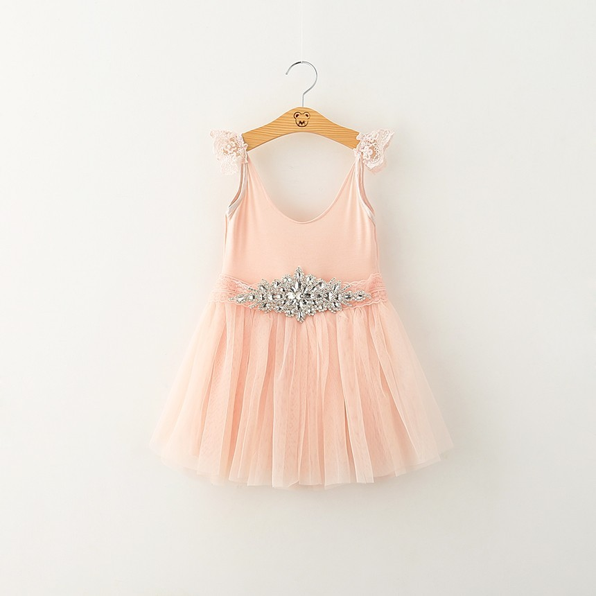 Hot Sale ! Baby Girls Dresses Wholesale Baby Clothes Baby Cotton ...