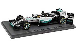 2015 Mercedes W06, Australian GP Winner, L. Hamilton