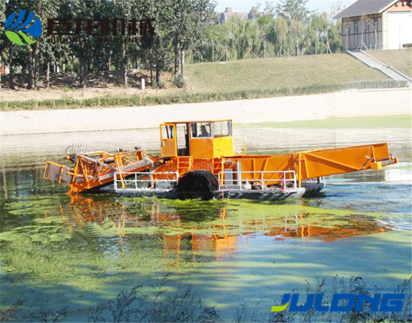 Water surface floating garbage cleaning vessel for sale