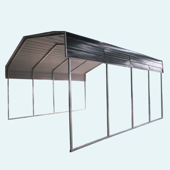Clearance Sale Regular Double Car Carport Shelter 6m X 6m Shelter Made In  Shijiazhuang - Buy Galvanized Poles Carport Shelter,20x20 Ft Double Car