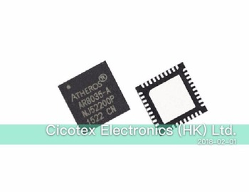 Electronic Component Ar8035-al1a Qfn40 Ar8035-a 10-100-1000m Rgmii  Interface Ethernet Phy Ar8035-al1a-r - Buy Ar8035,8035-al1a,8035 Product on