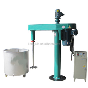 KEDA brand 500L Paint High Speed Dispersion Mixer/Coating disperser