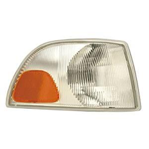 1998-2002 Volvo C70 & 1998-2000 S70, V70 Corner Park Light Turn Signal Marker Lamp Right Passenger Side (1998 98 1999 99 2000 00 2001 01 2002 02)