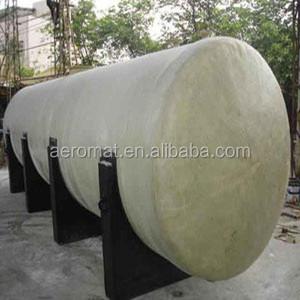 vertical horizontal frp septic tank supplier
