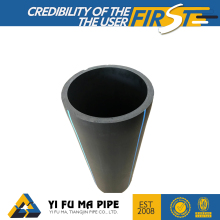 high quality low price underground hdpe plastic pipe installation