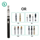 Green Time quality products 100% no leaking ceramic cartridge ego ce5 price