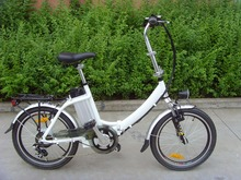 Electric Bicycle ,Folding Bike 2012 XY-EB003F with en15194
