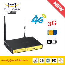 F3436 Good Quality 3G Quad Band SIM Card IPSec Router
