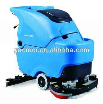 automatic scrubbing machine