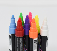 Liquid Chalk Marker LED writing board marker pen