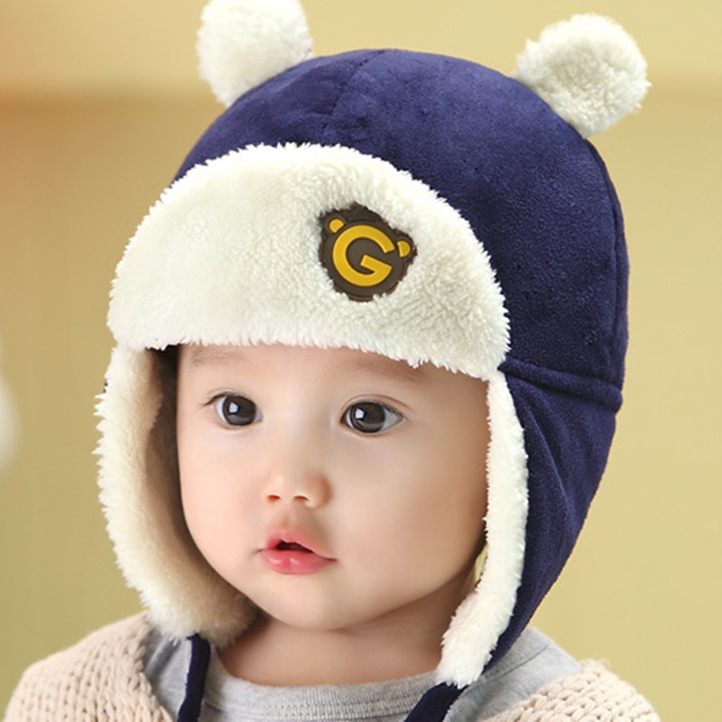 100 Cutest Baby Girls In 2019 From Around The World: 2019 Baby Hats For Boys And Korea Fall/Winter New Children