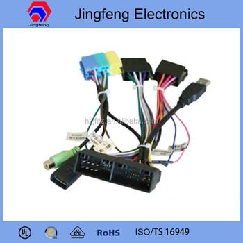 Cool Car Radio Cassette Player Wiring Harness For Hyundai Ix45 Buy Cars Wiring Database Gramgelartorg