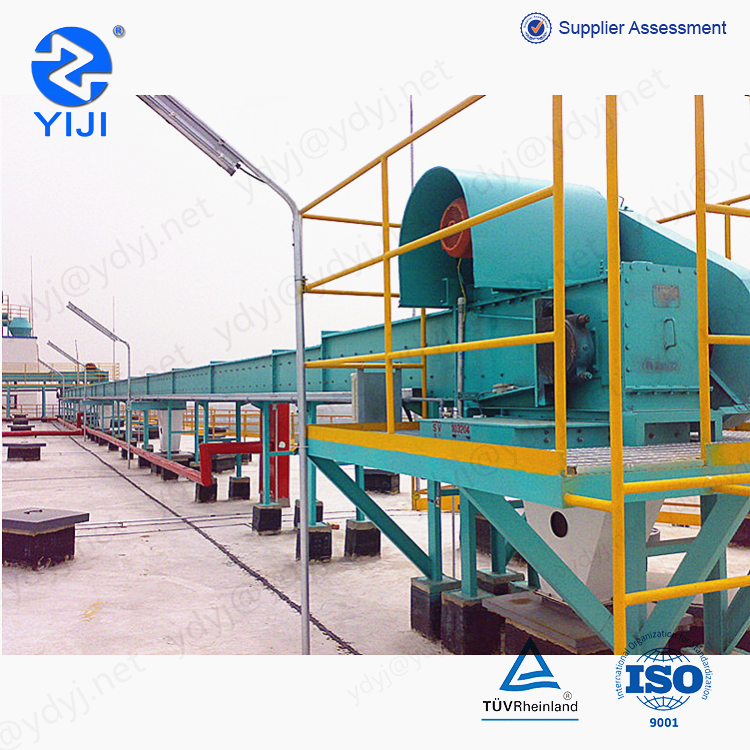 Enmasse conveyor Transportation metallurgical Industry