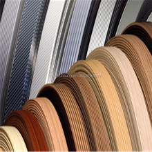 high quality furniture pvc edge,pvc edge trim,pvc edge banding