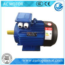 CE Approved Y3 ac motor for industry,pumps,mining,quarry with 100% copper wire