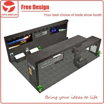 Yota Offer Morimoto,10mx15m Large Trade Show Exhibition Exhibit Booth  Design Ideas - Buy Display Wall Stand,Booth Design Ideas,Trade Show Booth  ...