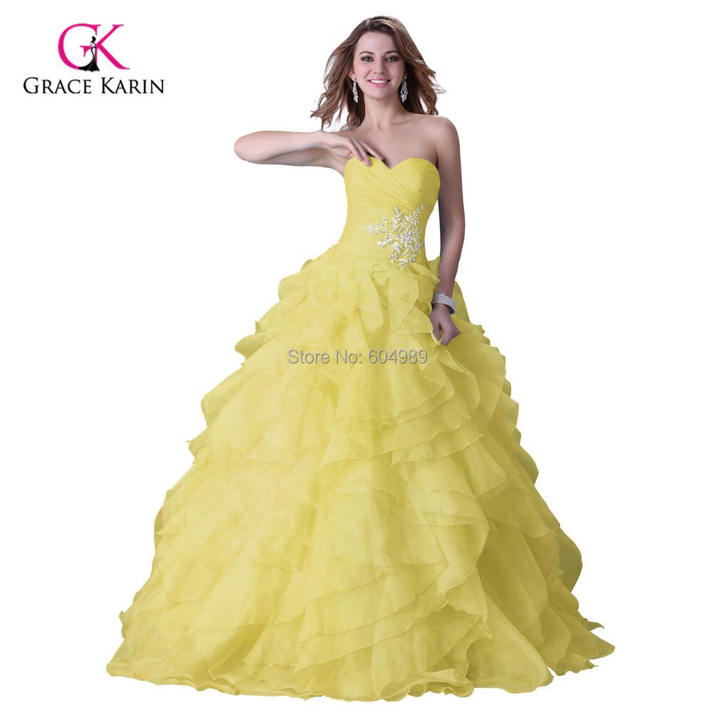 Cheap Yellow Wedding Dresses, find Yellow