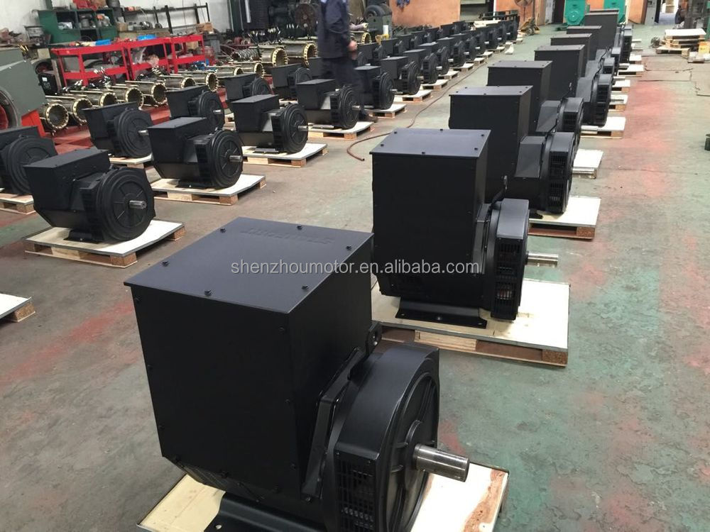 50kw Ac Synchronous Brushless Generator Head 1800 Rpm For Sale ...