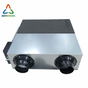 New Products High external static pressure air conditioning system air recuperator heat exchanger