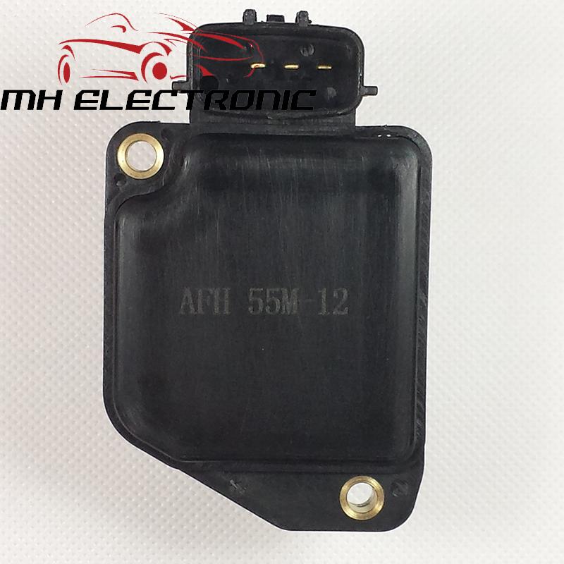 Mass Air Flow Sensor Meter MAF Fits Nissan Pickup Xterra Frontier 2.4L AFH55M-12