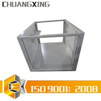 sheet metal school laboratory equipment electrical experiments power supply units cabinet shell best CNC fabrication from Foshan